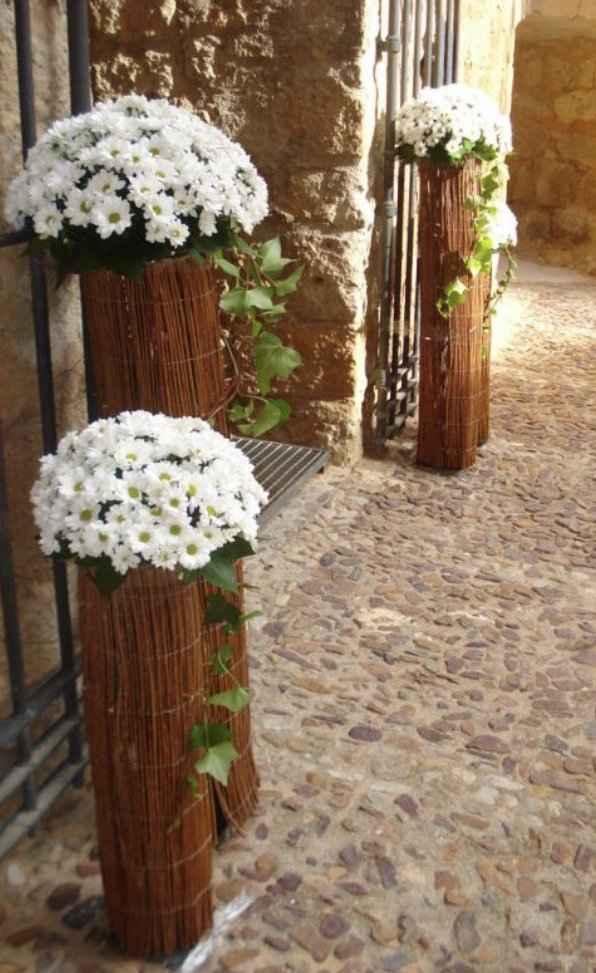 Flores de la boda - 2