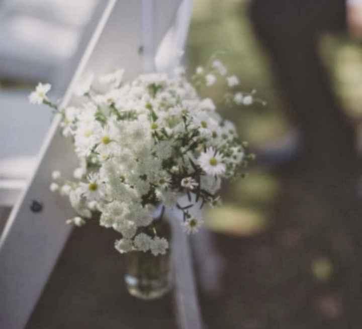Flores de la boda - 3