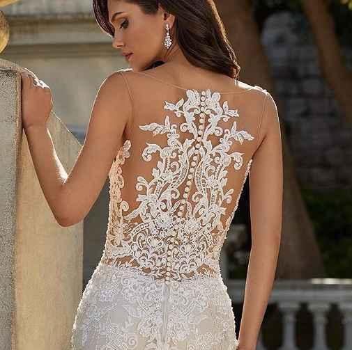¡El vestido perfecto de la comunidad! - La espalda perfecta 3