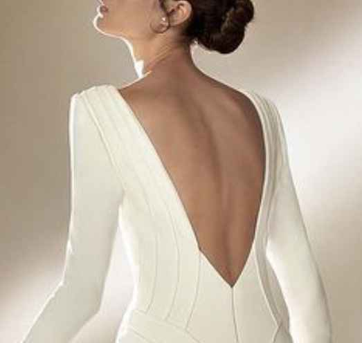¡El vestido perfecto de la comunidad! - La espalda perfecta 5