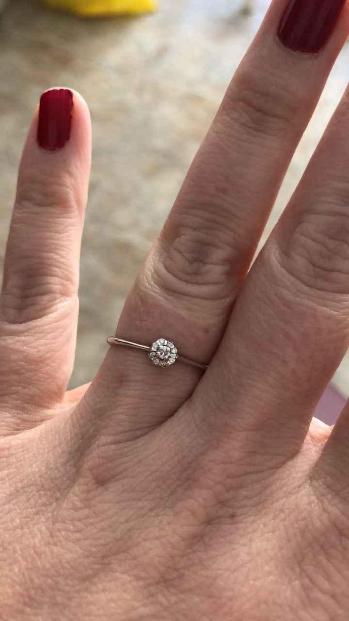 ¿Y el anillo pa' cuando? 💍 1
