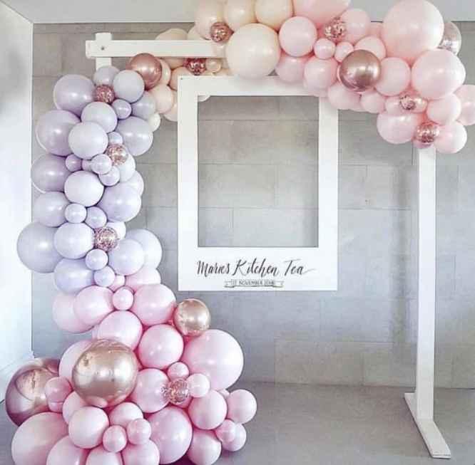 Deco con globos - 1