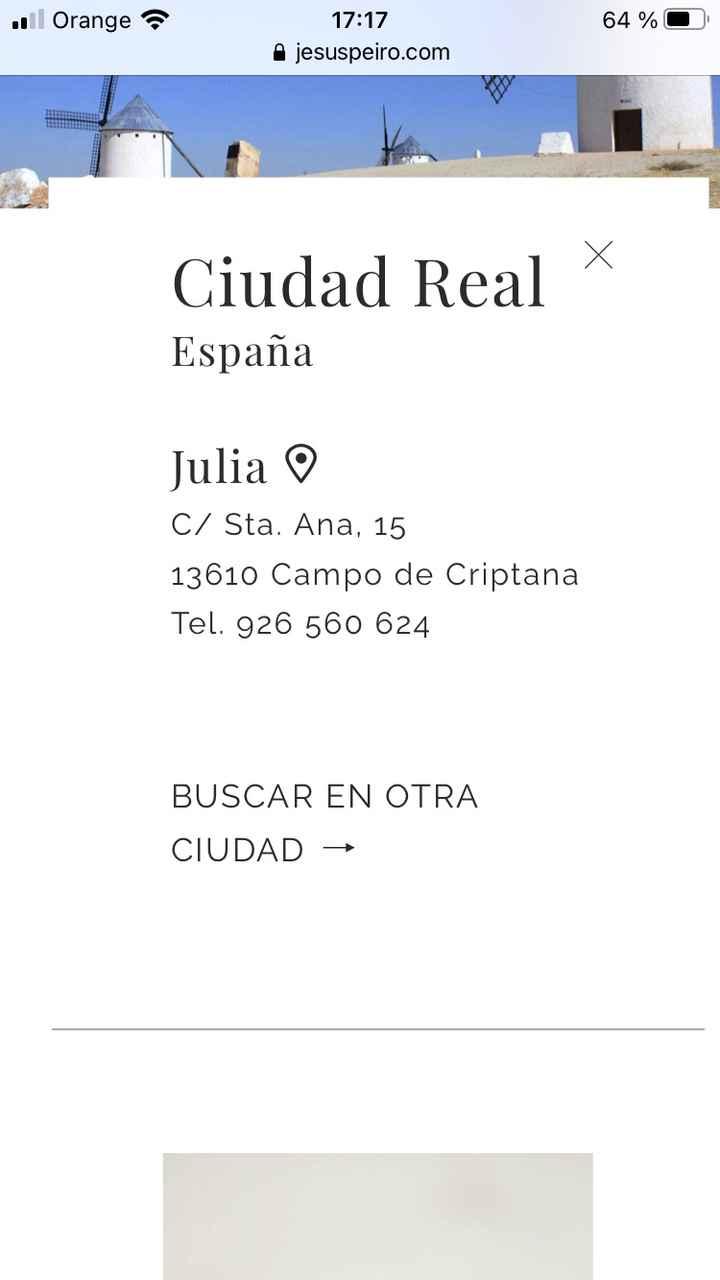 Vestidos de Jesús Peiró en Ciudad Real - 1