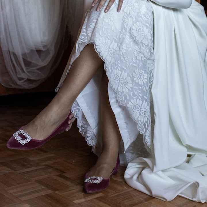 Bailarinas para novia 🥿 1