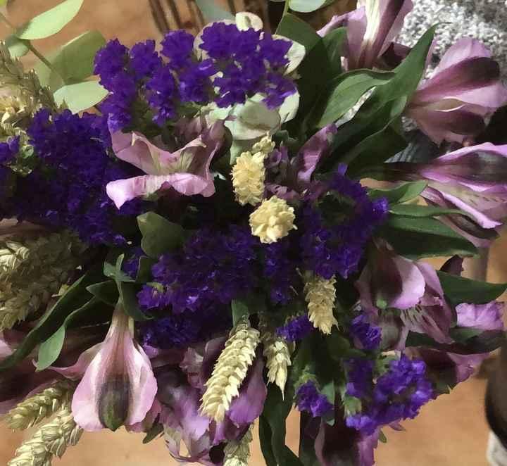 No sé de qué flores hacer mi ramo para septiembre - 1