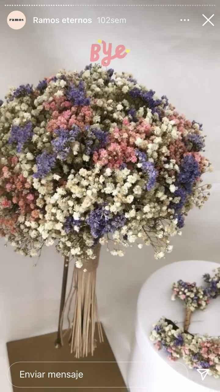No sé de qué flores hacer mi ramo para septiembre - 4