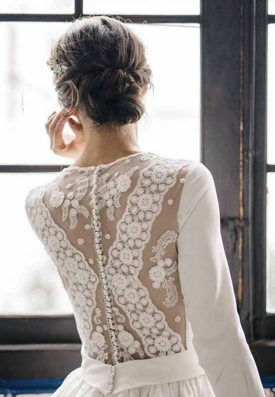Vestido de novia pret a porter o atelier? 1