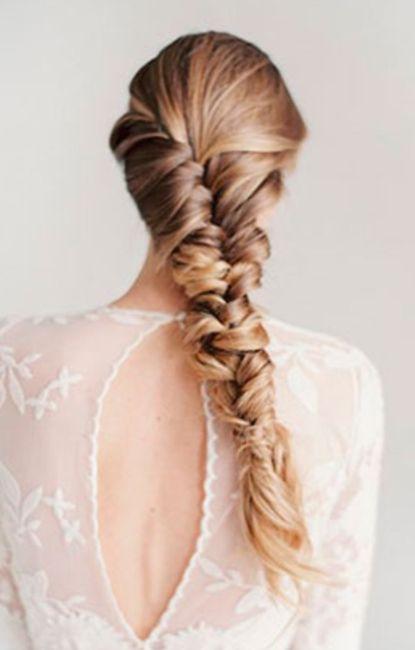 Peinados para una melena larga belleza foro - Peinados de melenas largas ...