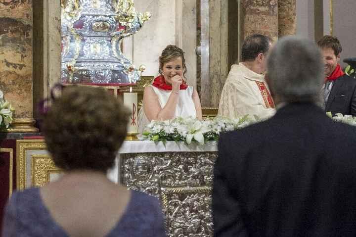 Emociones día boda - 2