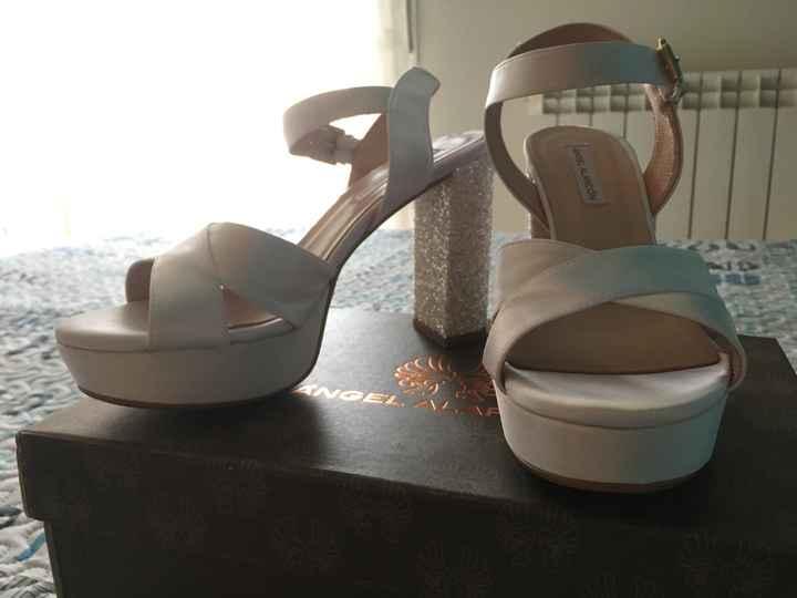 Ya tengo zapatos!! - 1