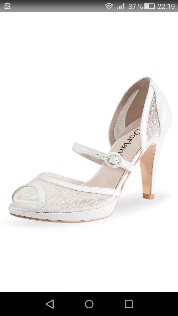 Zapatos economicos - 1