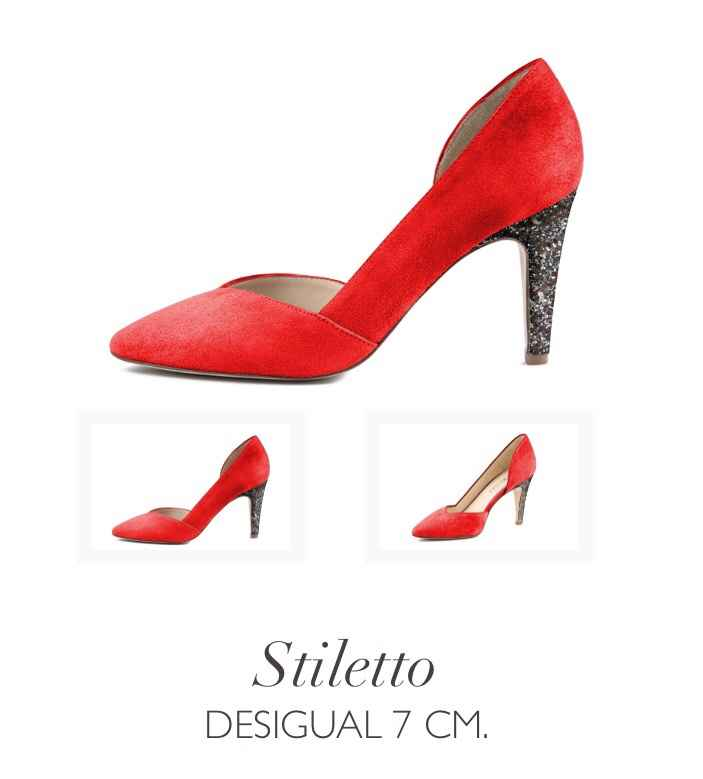 Que tipo de zapatos vas a elegir - 1