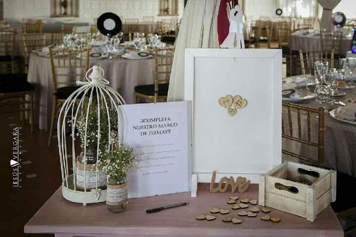 Los detalles y la decoración de mi boda - 8