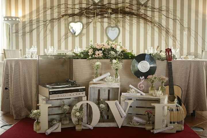 Los detalles y la decoración de mi boda - 9