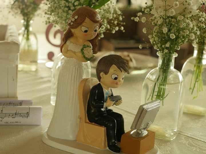 Los detalles y la decoración de mi boda - 14