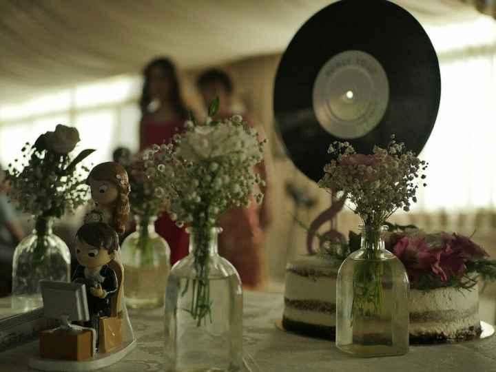 Los detalles y la decoración de mi boda - 15