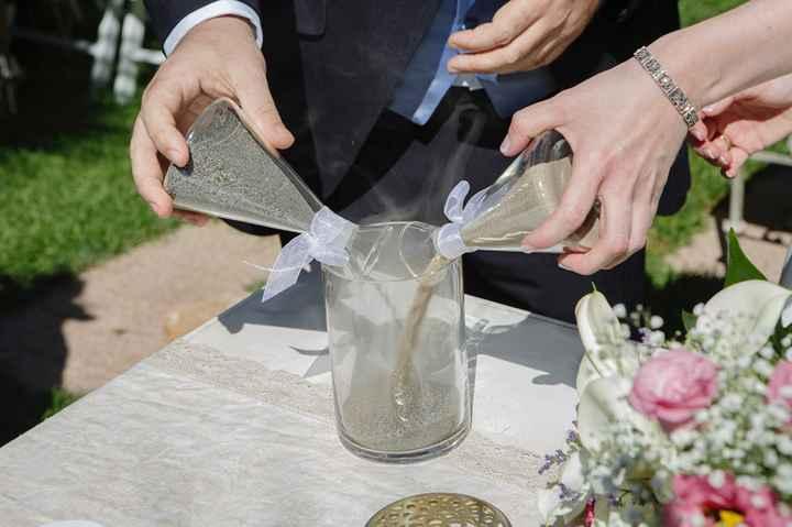 ceremonia de la arena - 1