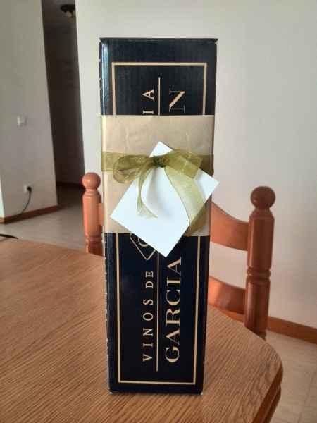 Decorar caja de vino - 1