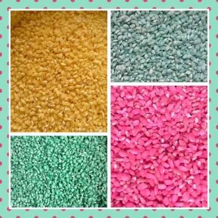 Los colores de mi arroz