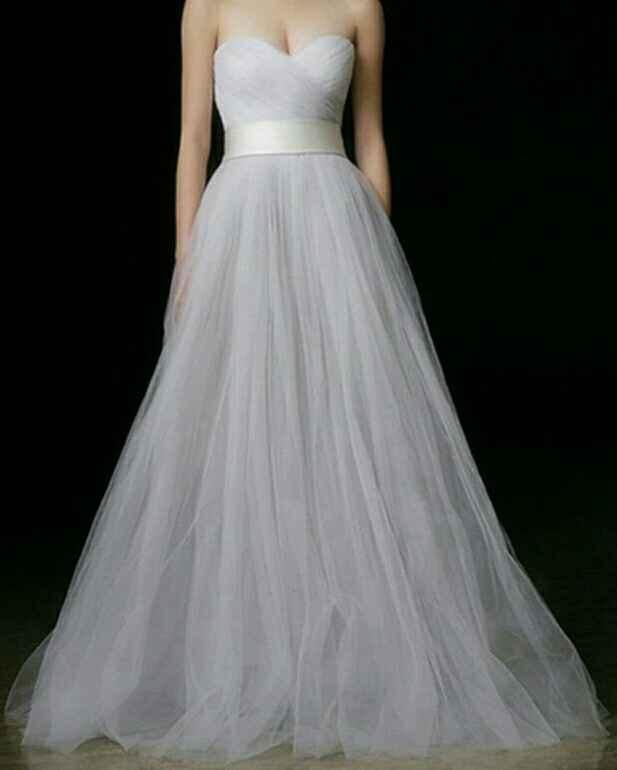 Modificación del vestido - 3
