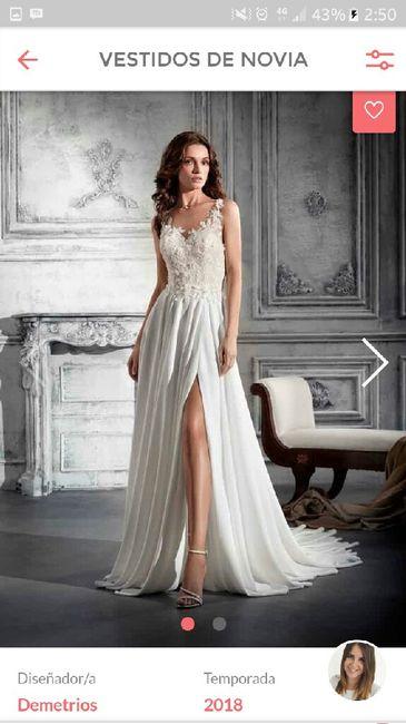Vestidos de novia la laguna tenerife