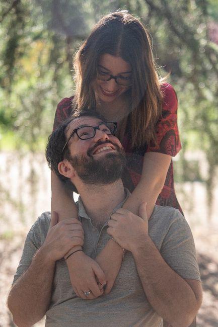 Escogiendo rincones para fotos pre-boda 15