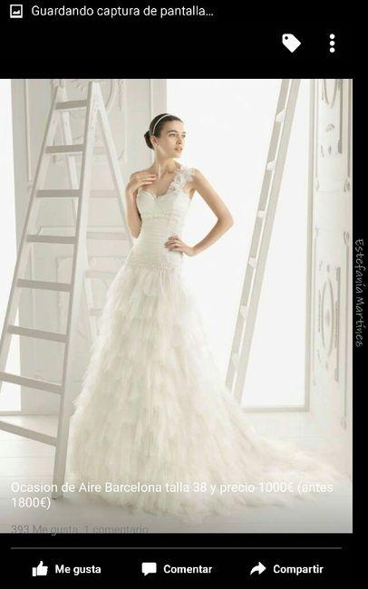 sedka novias decepción - moda nupcial - foro bodas