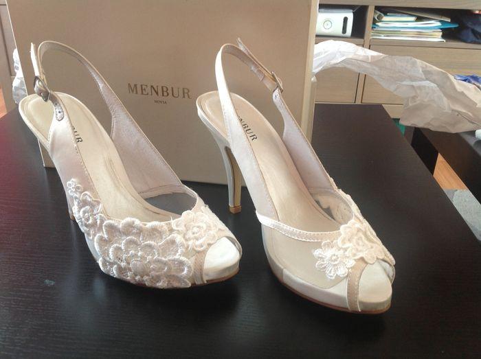 de zapatos novia de de foro novia zapatos zapatos asturias foro