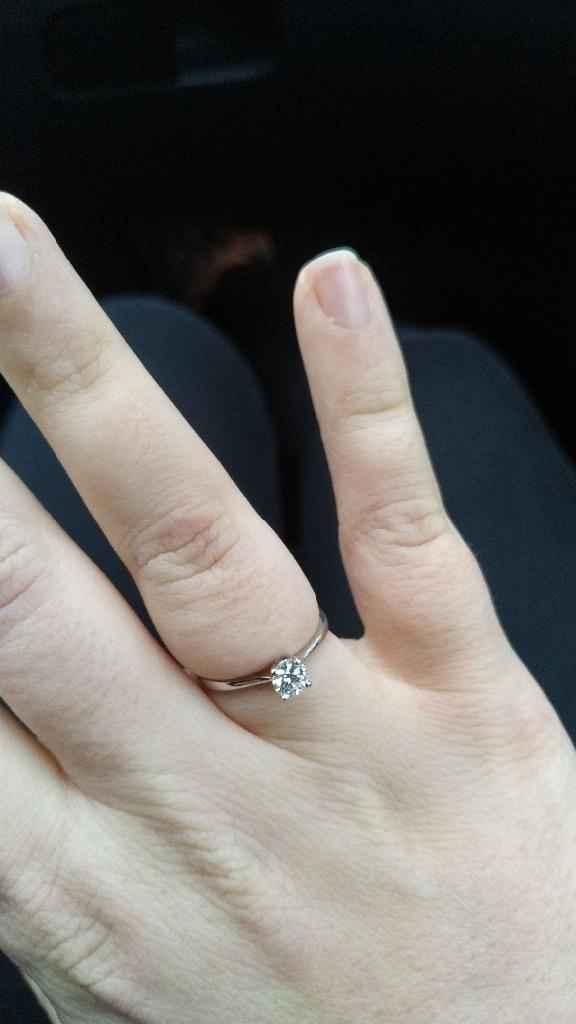 ¡Comparte una foto de tu anillo de pedida! 💍 20