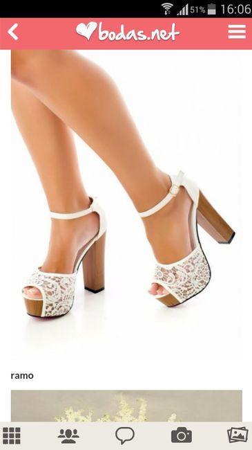 Ayuda con los zapatos - 1