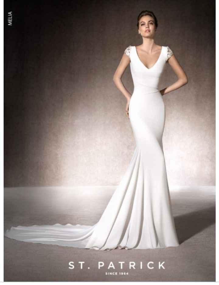 Vestido de novia ¿? - 1