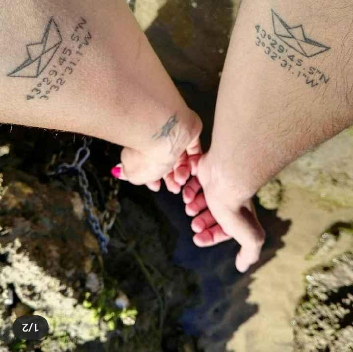 Tattoos en común - 1
