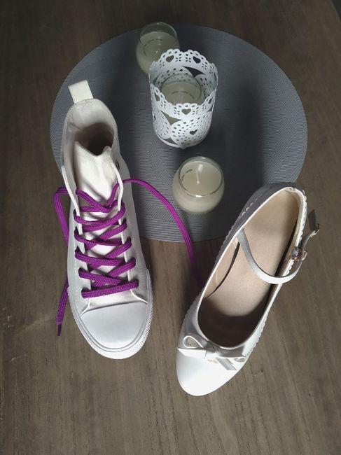 Mis zapatos para la boda 1