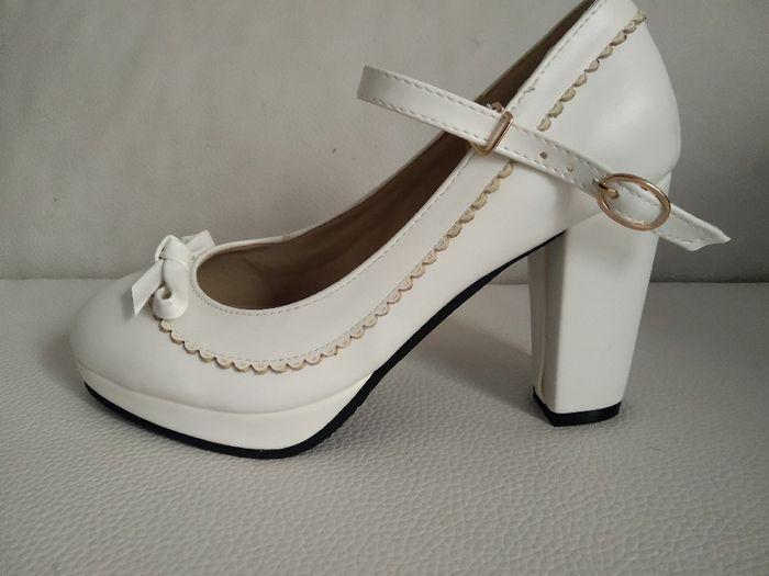 Mis zapatos para la boda 2