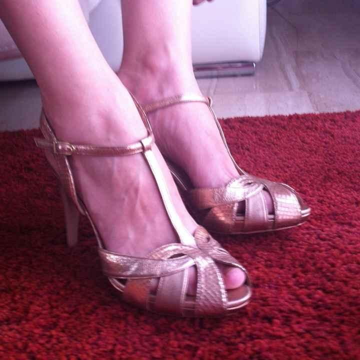 Ya tengo mis zapatos!! - 2