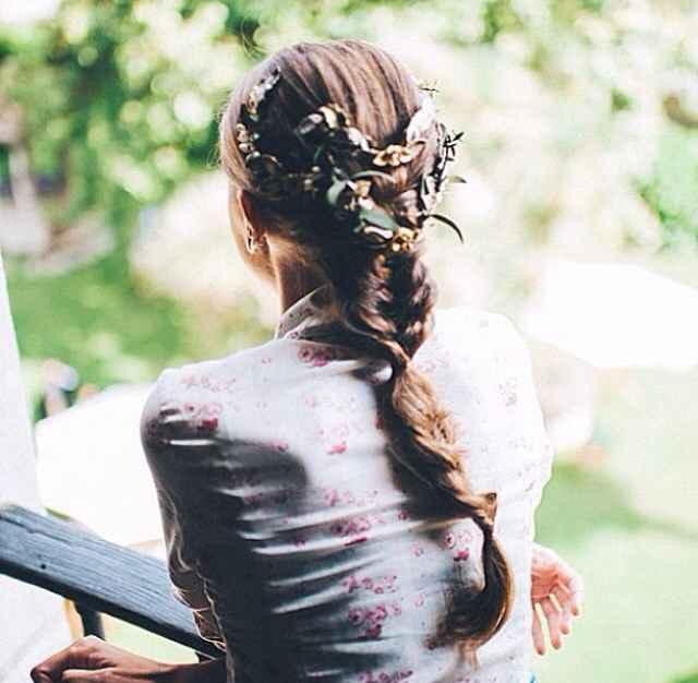 Reina por un día: elige tu peinado de novia preferido! - 1