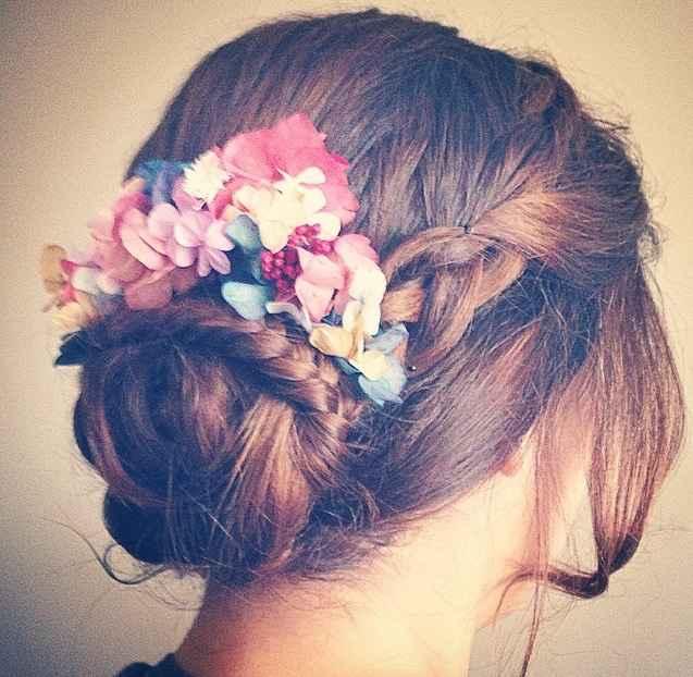 Reina por un día: elige tu peinado de novia preferido! - 2