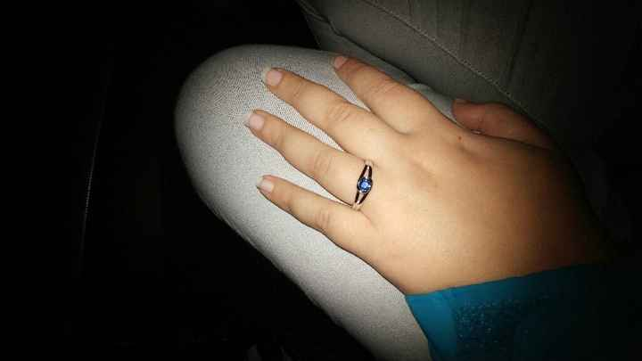 ¡Enséñanos tu anillo de prometida! - 1