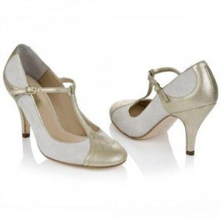 Foro Valencia Novia Vintage Zapatos 20 Estilo Años I2eWDH9YE