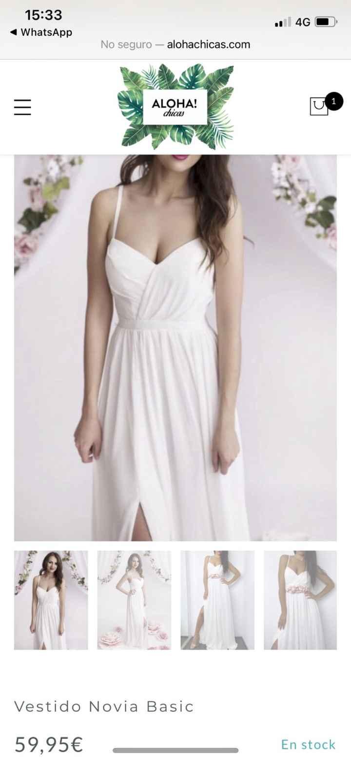 Vestido secundario! - 3