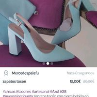 Zapatos azules low cost 😍😱 - 1