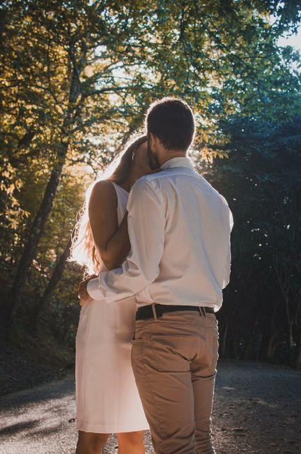 Sesión de fotos de pareja (compromiso) 1