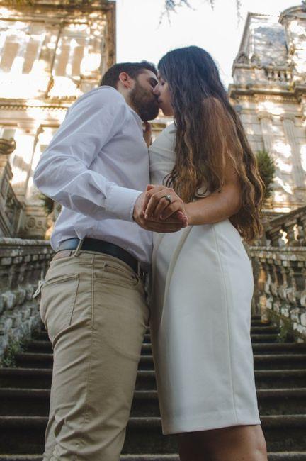 Sesión de fotos de pareja (compromiso) 4