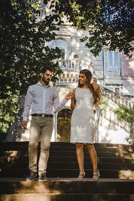 Sesión de fotos de pareja (compromiso) 6