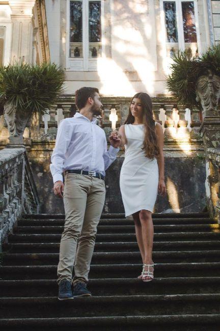 Sesión de fotos de pareja (compromiso) 9