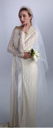 100 años en vestidos de novia + ¡surprise! 5