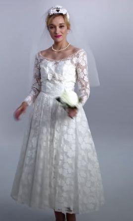 100 años en vestidos de novia + ¡surprise! 7