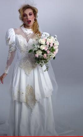 100 años en vestidos de novia + ¡surprise! 11