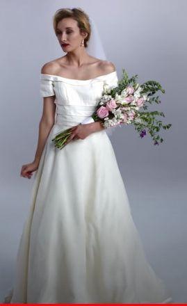 100 años en vestidos de novia + ¡surprise! 12