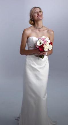 100 años en vestidos de novia + ¡surprise! 14
